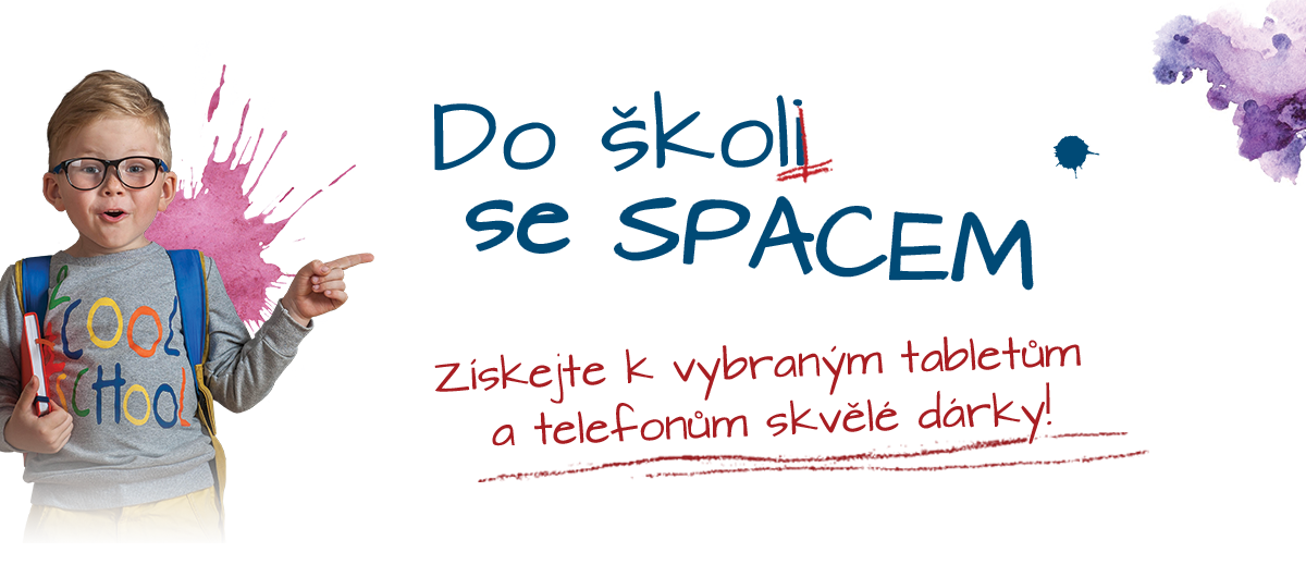 Do školy se SPACEM