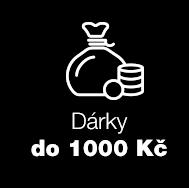 Dárky do 1000 Kč