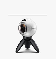 360° kamery