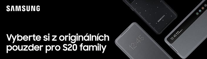 Originální pouzdra Samsung S20