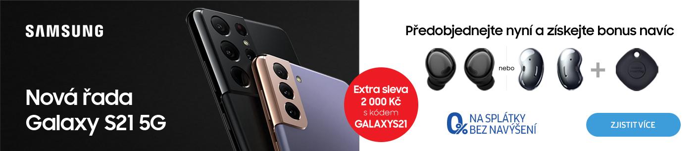 Předprodej Samsung Galaxy S21