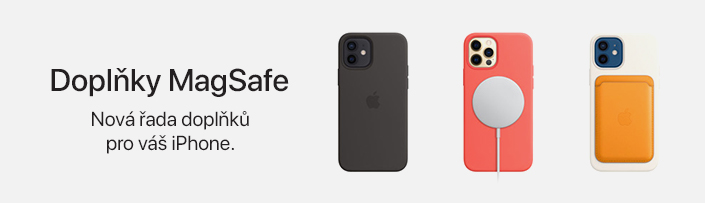 Pouzdra MagSafe pro iPhone 12