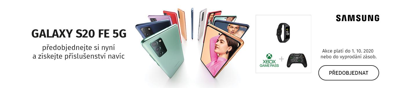 Předobjednávky Samsung Galaxy S20 FE